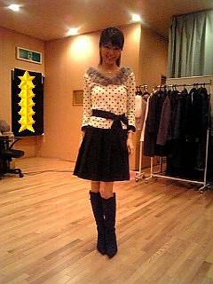 理沙ファッション♪