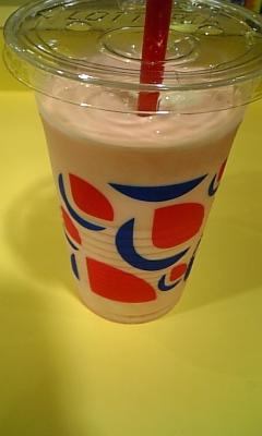 イチゴミルク〜♪