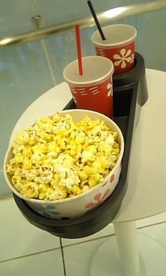 映画館〜♪
