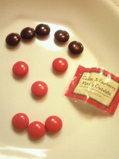 大人のマーブルチョコ味!?