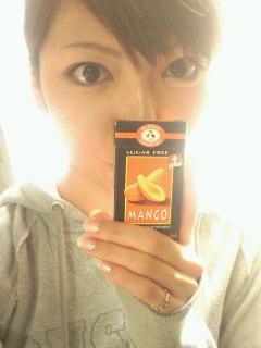 MANGO〜。
