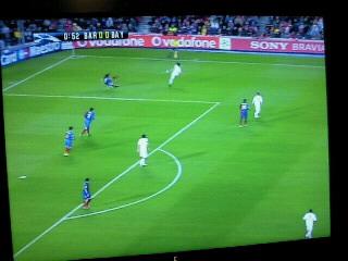 UEFAチャンピオンズリーグ。