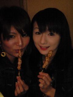 初めて【まき身】食べました。